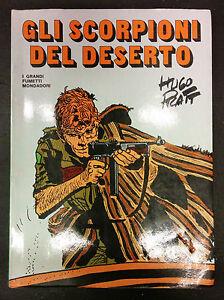 Hugo-Pratt-Gli-Scorpioni-del-Deserto-Mondadori-1978