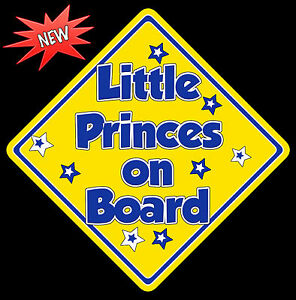 No 1 Daughter on Board like Baby on Board Car Sign Non Personalised HP /& Yell
