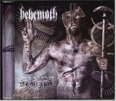 BEHEMOTH  DEMIGOD SEALED CD NEW