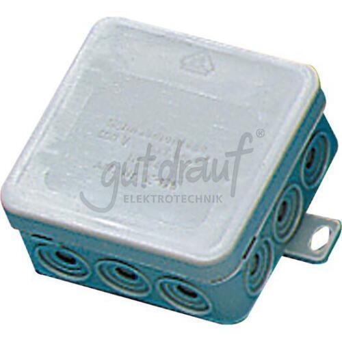 Boîte de raccordement ip54//ip65 Branche encadré-abzweigdose-anschlußdose-détectrices