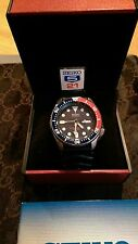 Seiko SKX009J. Brand New Made in Japan Divers Watch! pepsi dial