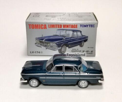 Tomica Limited Vintage LV-174c NISSAN PRINCE GLORIA SUPER 6 66/' 1//64 Tomytec