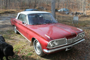 1962 Pontiac Tempest Convertible  $8000 obo Storage Available