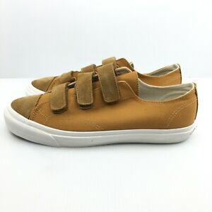 Vans-Vault-Style-ORIGINAL-23-V-LX-Nerprun-marron-blanc-en-daim-VN0A38FXN8U-Velcro