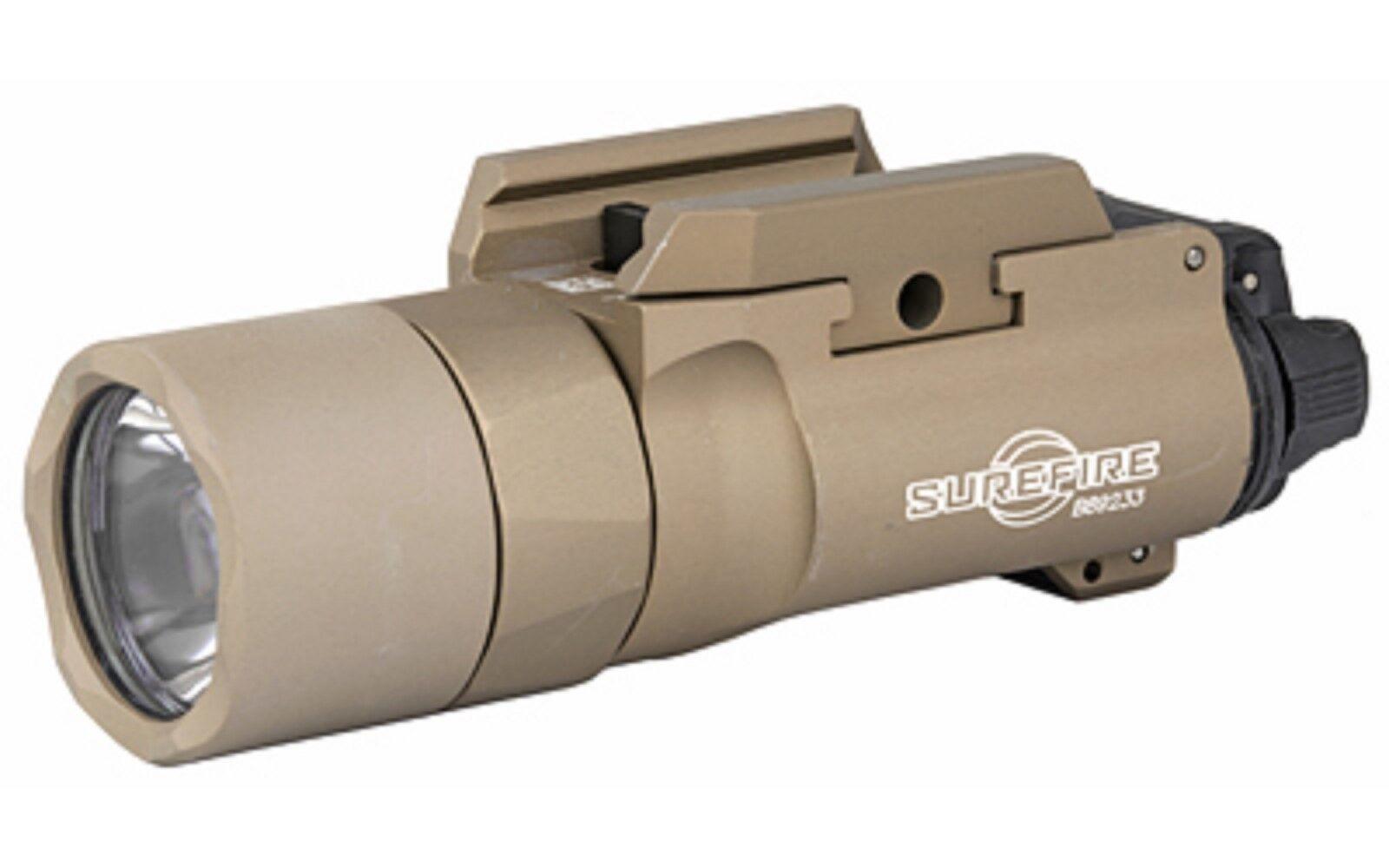 SUREFIRE X300U-B tan 1000 Lumen-LED X300U-B-TN