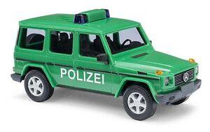 Busch-51410-HO-1-87-Mercedes-Benz-G-1990-034-Polizei-034