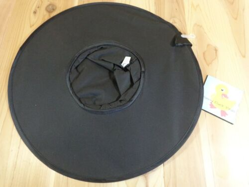 """WITCH HAT Black Nylon with Colored Accent 18/"""" U PICK ONE Costume Accessory"""