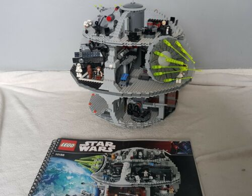 1 of 1 - Lego Star Wars Death Star (10188)  with instructions