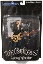 "Motorhead Lemmy Kilmister 7"" Icon Figure Rickenbacker Guitar Eagle"