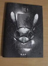 B.A.P BAP Recording Take 4 DVD + Photobook KPOP / BTS EXO GOT7 SHINEE NCT 127