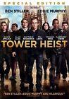Tower Heist 0025192076619 DVD Region 1