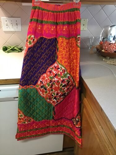 Vintage Lanz Original Quilted Skirt XS/S