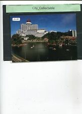 P119 # MALAYSIA USED PICTURE POST CARD * GENTING HIGHLANDS