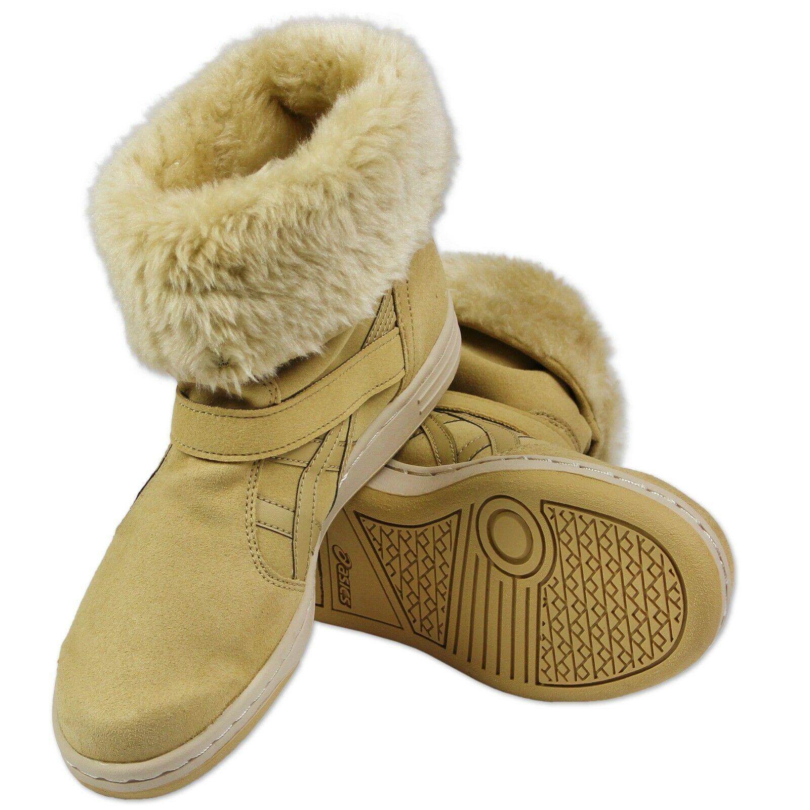 Asics Onitsuka Tiger meriki Winter Boots Ankle Boots Mexico Beige 66 Camel Beige Mexico ea00d6