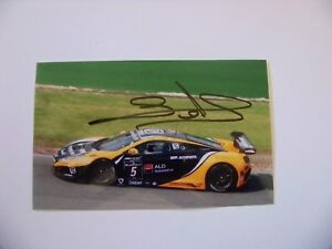 SIGNED-PHOTO-ERIC-VAN-DE-POELE-McLAREN-SPA-24-HOURS-2012