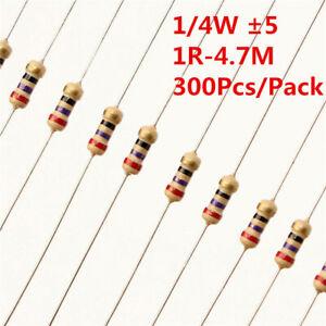 1//4W 3.9Ω /&  la tolérance 1/% résistance 3.9 ohm 0.25 Watt