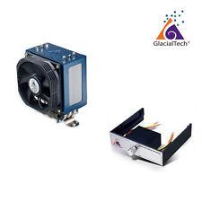 GlacialTech Igloo 7700 MC CPU Cooler Fan 1S1B Bearing For AMD Socket 754/939/940