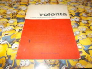 RIVISTA-ANARCHICA-MENSILE-VOLONTa-N-1-ANNO-XVI-EDIZIONI-RL-GENNAIO-1963-RELGIS-amp-C