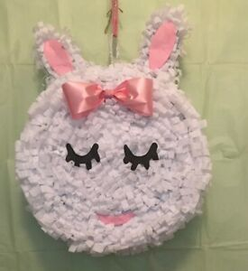 Details about Easter Bunny Face Custom Made Pinata 20