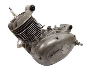 Motor M54 im Austausch 50 ccm regeneriert für Simson Habicht SR4-4