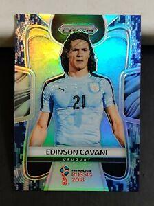 2018 Panini Prizm World Cup Soccer #209 Edinson Cavani Uruguay Futbol Card