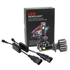 9005 HB3 CREE LED 80W 8000LM Headlight Kit Beam Bulb 6000K Replace Halogen Xenon