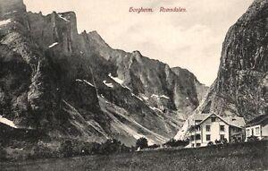 15753-Foto-AK-Horgheim-Romsdalen-ca-1910