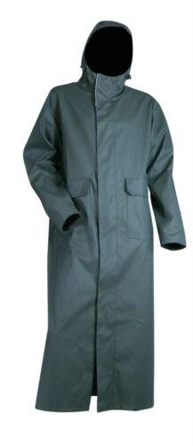 Regenmantel oliv BRUME LMA-Lebeurre S-4XL Regenhose Regenjacke Nässeschutz Angelsport Bekleidung