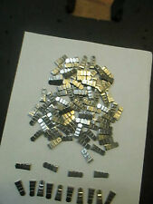 """100-METAL WEDGES FOR HAMMER/MAUL HANDLES & AXES USA MADE X-SMALL 3/8"""" 5/8""""L NEW"""