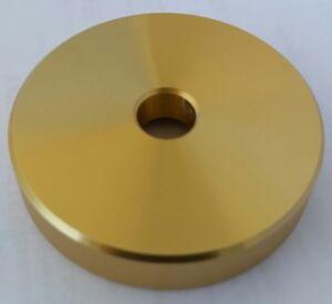 Adattatore-Universale-45-Giri-7-034-Centratore-in-Alluminio-per-Giradischi-Gold