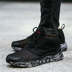 9c7173525377 REEBOK FURYLITE CHUKKA AFRICAN PACK WOMEN S RUNNING SHOES BLACK ...