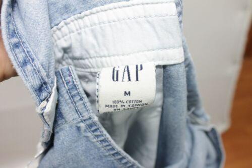 Usato School S614 Old Original Tg cod m Salopette Jeans Custom Vintage Gap TFqAYwS