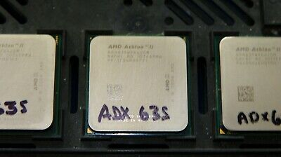 Amd Athlon Ii X4 635 2 90 Ghz Socket Am3 Cpu Processor Adx635wfk42gm 730143272223 Ebay