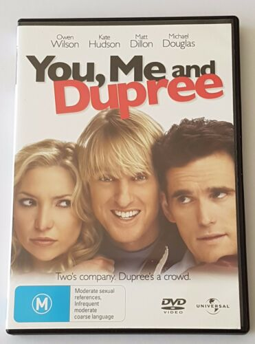 1 of 1 - You, Me And Dupree DVD, 2006 Like New (#DVD01485)