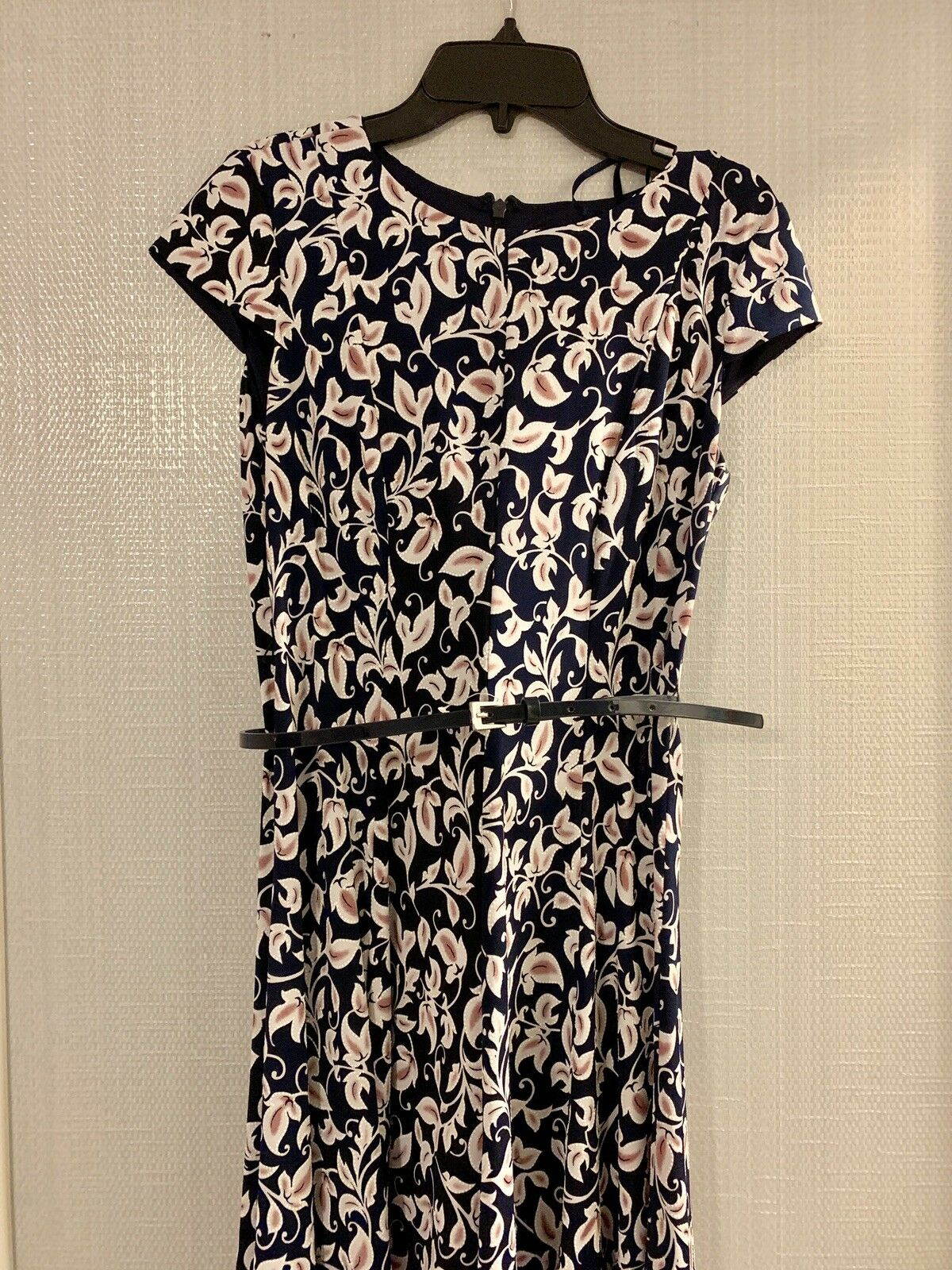 Jessica Jessica Jessica Howard Floral Halter Sheath Dress - 4P 6234f9
