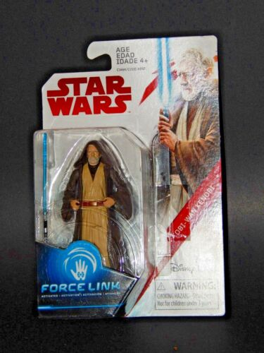 Star Wars The Last Jedi Ben Obi Wan Kenobi Force Link Figure