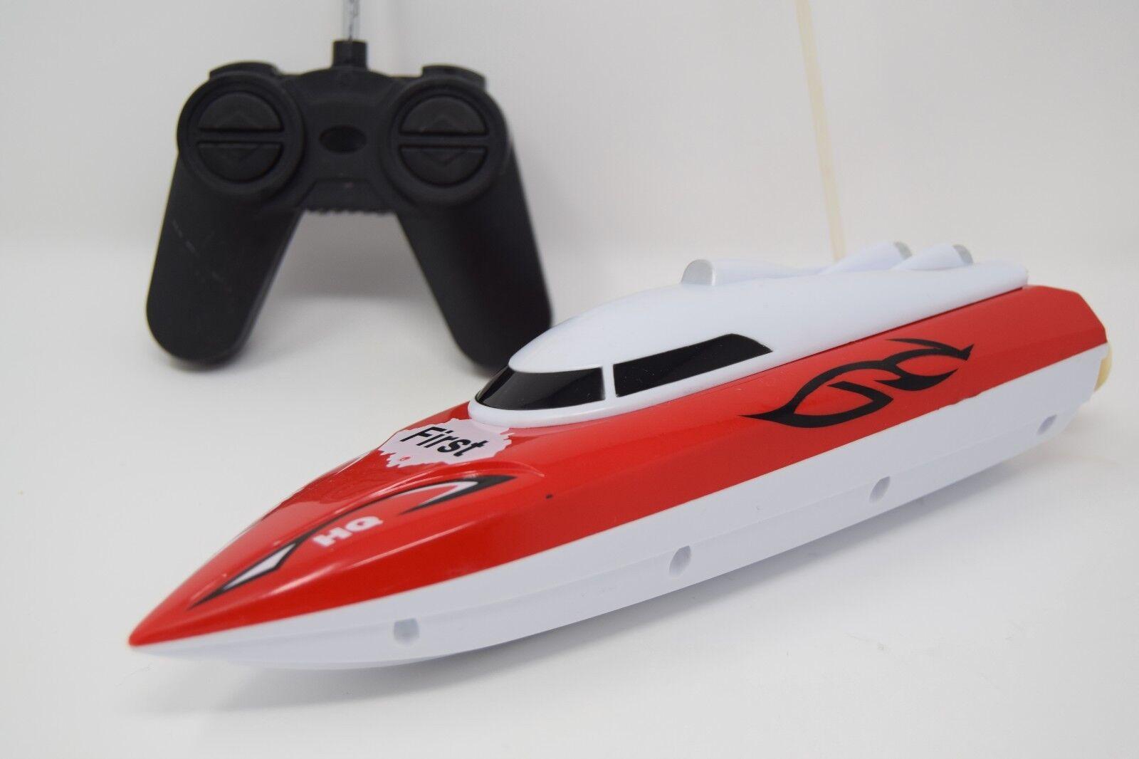 HQ Da Corsa Velocità Barca telecomandata BARCA 100 metri di livello del mare SPEED 12KM H