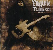 Yngwie Malmsteen - Relentless ( CD 2010 ) NEW / SEALED