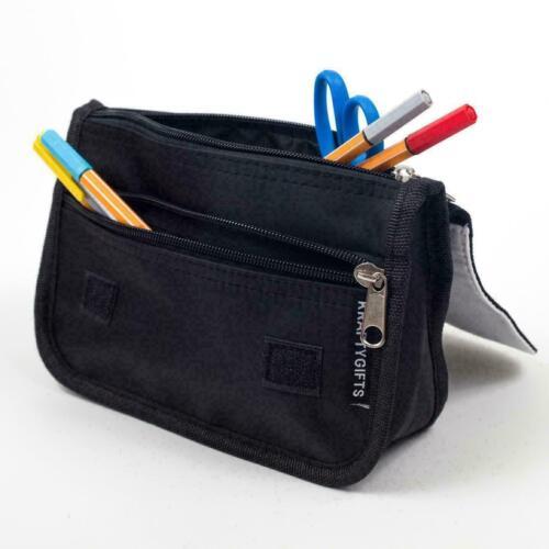 GAA Hurling Pencil Case Gaelic Stationary Travel Bag Boys Personalised Gift