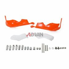 Orange & White Pro Handguards Brake Clutch Hand Guard For KTM 125 200 Duke