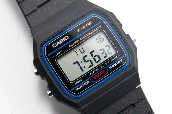 efeac6018 Casio Classic F91W-1 Wrist Watch for Men for sale online
