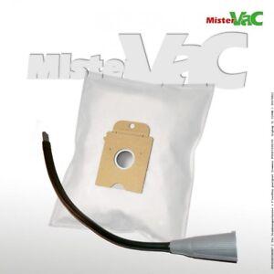 geeignet Siemens VS01E2010//01 bigbag 3 l Motorschutzfilter Kunststoffrahmen