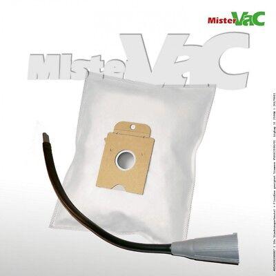 Flexdüse geeignet Siemens VS08G1696//03 dynapower XXL 10x Staubsaugerbeutel