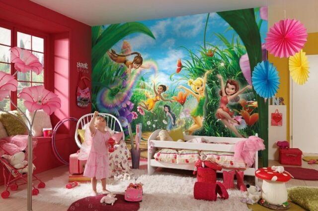Kids Room Feature Disney Wall Mural