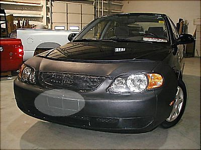 LeBra Front End Mask-551039-01 fits Kia Spectra GS GSX 2002 2003 2004