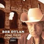 Bob Dylan Rome Press Conference 0823564634623 CD
