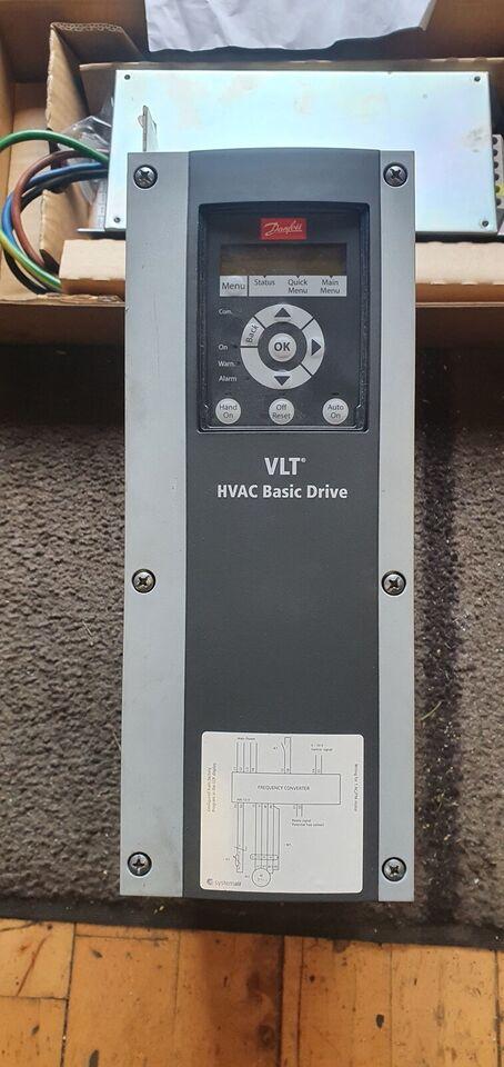 Frekvensomformer, Danfoss