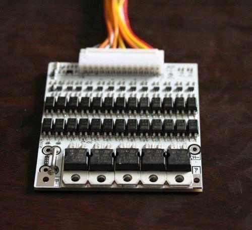 Battery Protection BMS PCB Board for 13 Packs 48v LiFePo4 Li Cell Batterie
