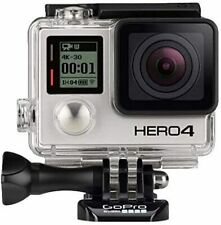 GoPro HERO 4 4K HD Action LCD touch screen Camera Camcorder - Grade A