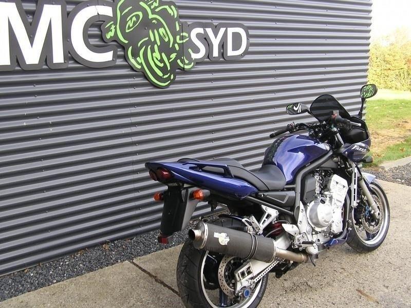 Yamaha, FZS 1000 Fazer, ccm 998